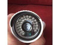 5 x X Vision CCTV HD 1080P security cameras