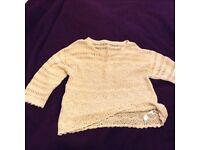 FatFace crochet ladies top.