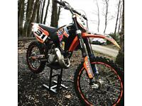Ktm 144 (£660 spent on engine work)