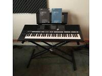 Yamaha PSR S970 Digital Keyboard / Workstation