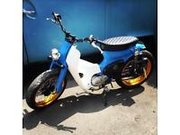 Honda Cub 140cc Modified