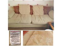 Large Second Hand Sofa for sale in Whitnash asap