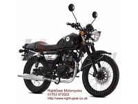 *Brand New* 66 plate Lexmoto Valiant 125 learner. Warranty, Delivery, Part-ex 24-10