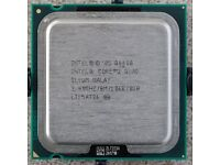 INTEL CORE 2 QUAD Q6600 2.40GHz 1066MHz FSB 8MB LGA 775 105W CPU PROCESSOR