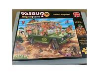 Wasgij Jigsaw puzzle