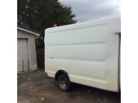 Transit ex by body for sale