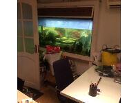 Rent back side office room (Manor Park, East ham) £385 per month.