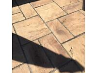 Patio Slabs - collection from Severn Beach