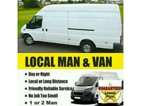 "Man & van services ""coventry and surrounding areas"" GREAT RATES !!!"