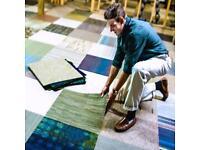 Carpet tiles/vinyl fitter required