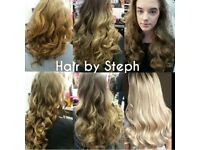 Mobile Hairdresser, Hair Extensions, Balayage, Restyles VIDAL SASOON TRAINED