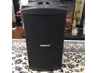 Bose B2 Bass Bin for L1 system