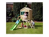 TP Forest Cottage with Wavy Slide RRP £449.98