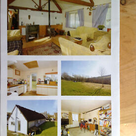 3 bedroom Cottage in convenient rural location , 3 miles from Exeter, 875 pcm – avail July 15th