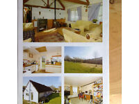 3 bedroom Cottage in convenient rural location , 3 miles from Exeter, 825 pcm – avail July 15th