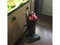 Hoover velocity upright vacuum cleaner X display like new