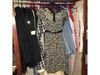 Woman's designer and high street bundles clothing lot