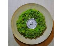 Handmade watch from Moss reindeer