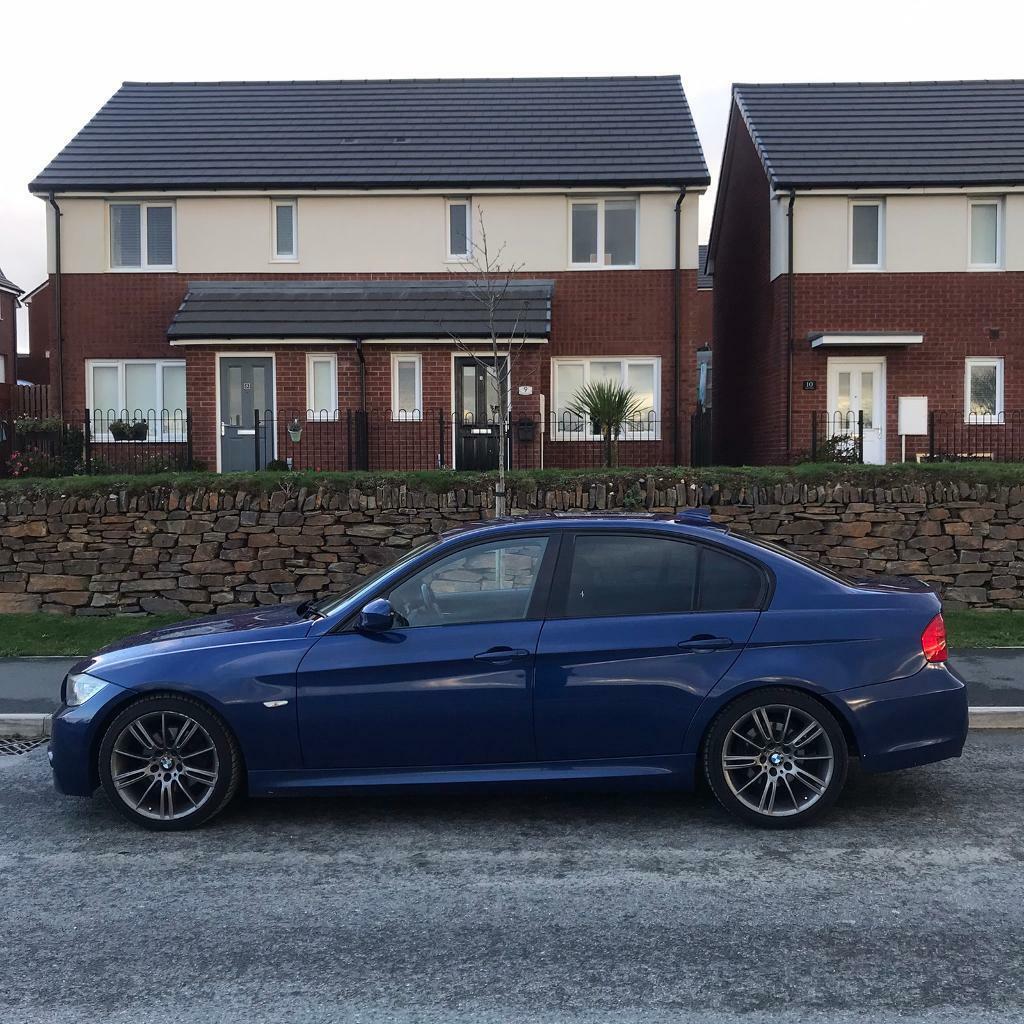 Bmw 320d M Sport: 2011 BMW 320D M SPORT LCI BUSINESS EDITION. LE MANS BLUE