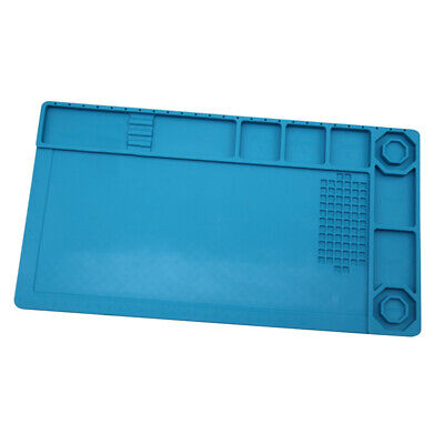 Large Anti-static Heat Insulation S160 Silicone Repair Work Mat For Soldering