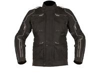 "Akito Latitude Motorcycle Jacket Size L - 44"""