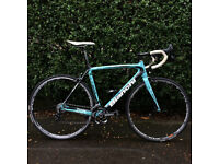 Bianchi Sempre Pro (MINT condition) Size 57cm (Full Carbon)