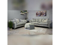 SPECIAL SOFA SALE OFFER!! Brand New Modern Luxury Imperial Sofa 3+2 Seater!!
