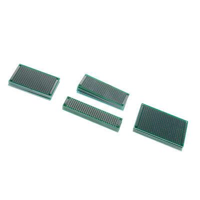 20pc Prototype Board Double Side Pcb Universal Printed Circuit Board Diy Kit