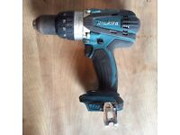 Makita 18v lxt battery drill