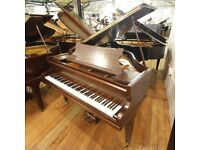 John Broadwood Baby Grand Piano Mahogany By Sherwood Phoenix Pianos