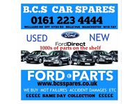 FORD FIESTA. FOCUS MONDEO KA. BREAKING SPATRS PARTS MANCHESTER