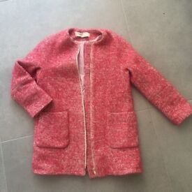 Lovely Zara coat Size M