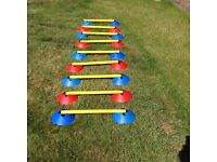 Agility steppers