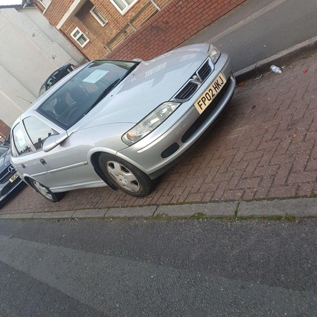 Vauxhall Vectra 1.6 petrol