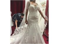 Essence of Australia Wedding dress size 8