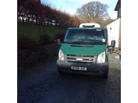 Ford Transit Refrigerated Van with mains plug-in, low mileage