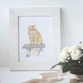 Pet Portraits from £30