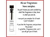 Desinger Fragrances BY FEDERICO MAHORO