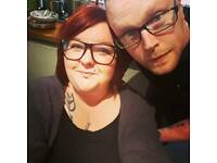 Working couple looking for 1/2 bedroom house or flat in weston super mare