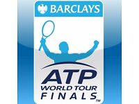 1 Full day ticket for ATP world tour finals (15/11/16)