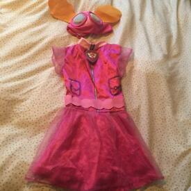 Skye from Paw Patrol outfit- size small
