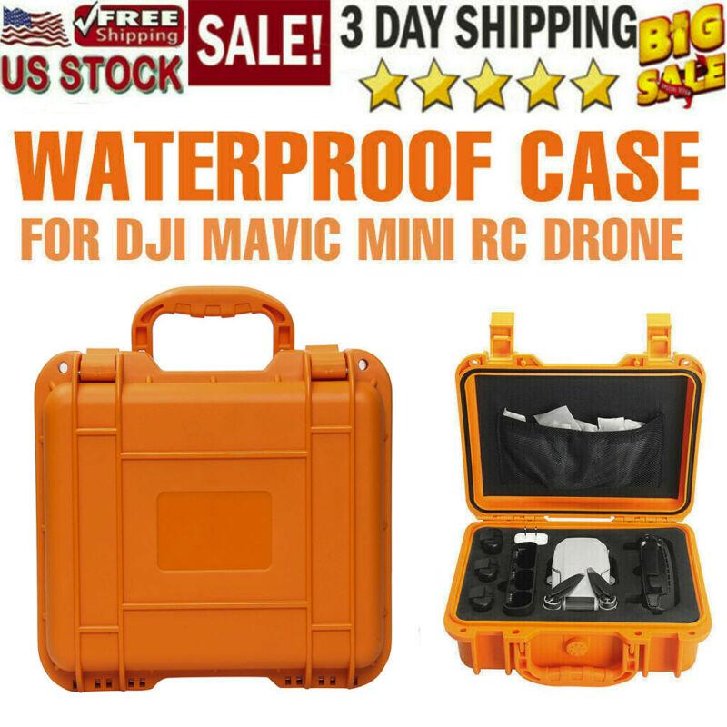 Waterproof Compact Travel Storage Hard Case Box For DJI Mavi