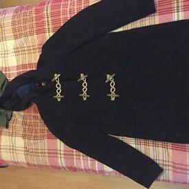 Women's duffle coat size 10