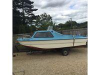 CJR fishing boat