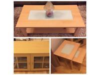 Three piece Furniture Set - Pine