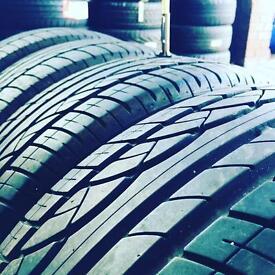 Part worn tyres open this weekend