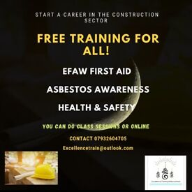 FREE COURSES HOSPITALITY, CARE, SECURITY AND PERSONAL DEVELOPMENT