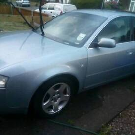 Swap px swop audi a6 c5 2003 1.9tdi 130bhp automatic 6speed
