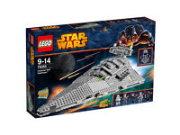 LEGO Star Wars - Imperial Star Destroyer 75055 (Brand New Factory Sealed) Now Retired
