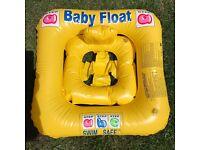 Swim safe baby float